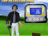VIP Metal Detectors device detect gold
